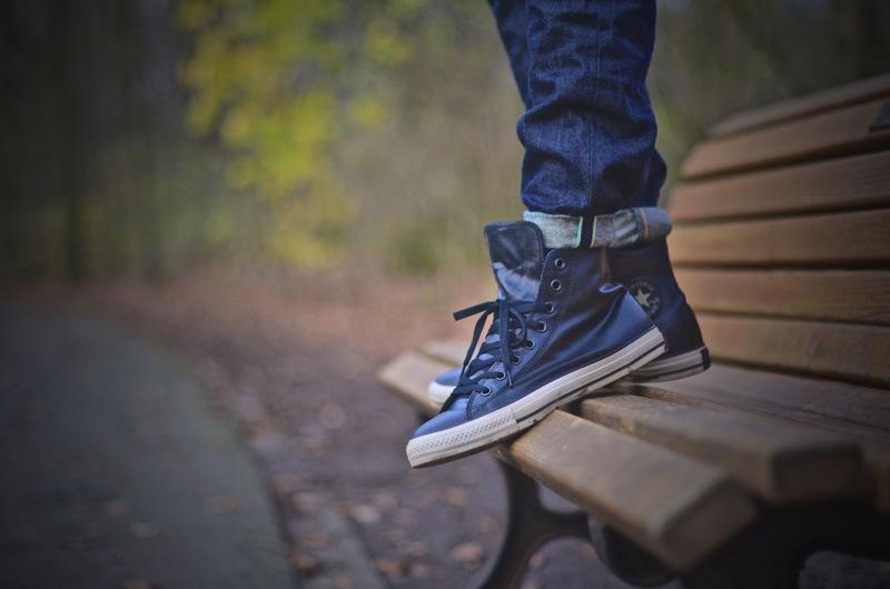 Meine schuhe f r die nassen tage converse chucks all star rubber dead stock sneakerblog - Nasse fenster bei kalte ...