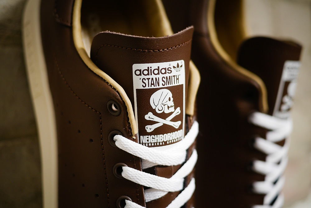 4adidas - neighborhood - consortium -stansmith