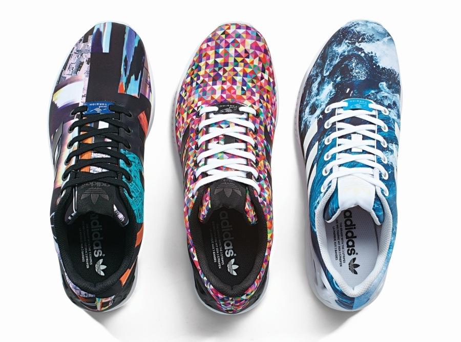 adidas originals zx flux multi kaufen