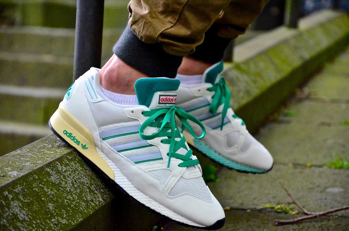 a244e1aeb ... top quality adidas zx 710 fresh green a3c26 208d8