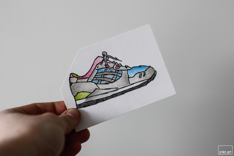 SHOEBOX - ART - SNKRART - 3