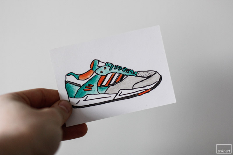 SHOEBOX - ART - SNKRART - 8