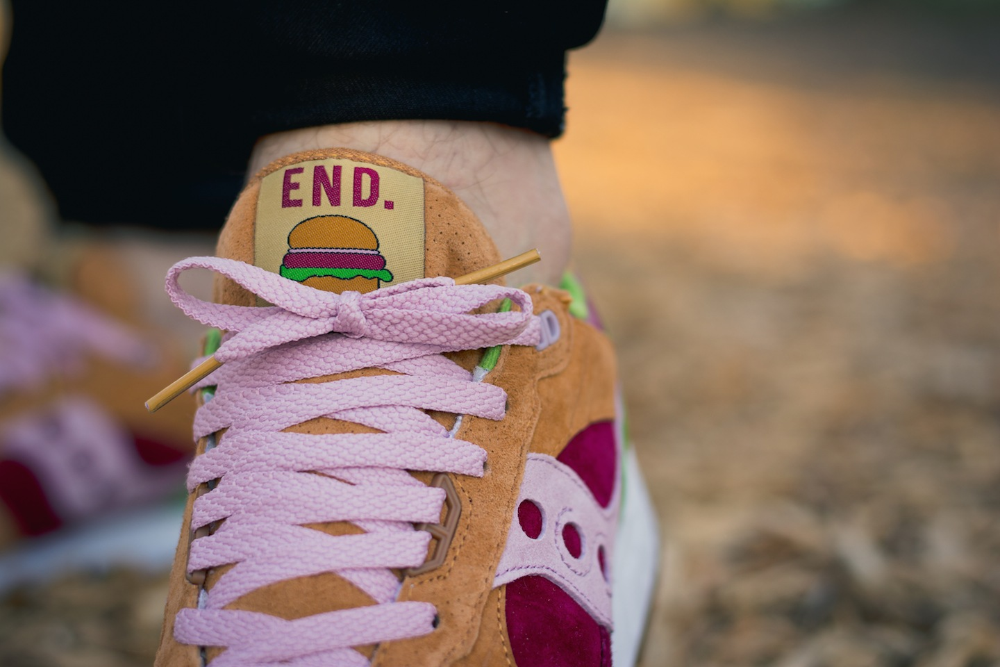 best loved d6d8c ff806 End x Saucony Shadow 5000
