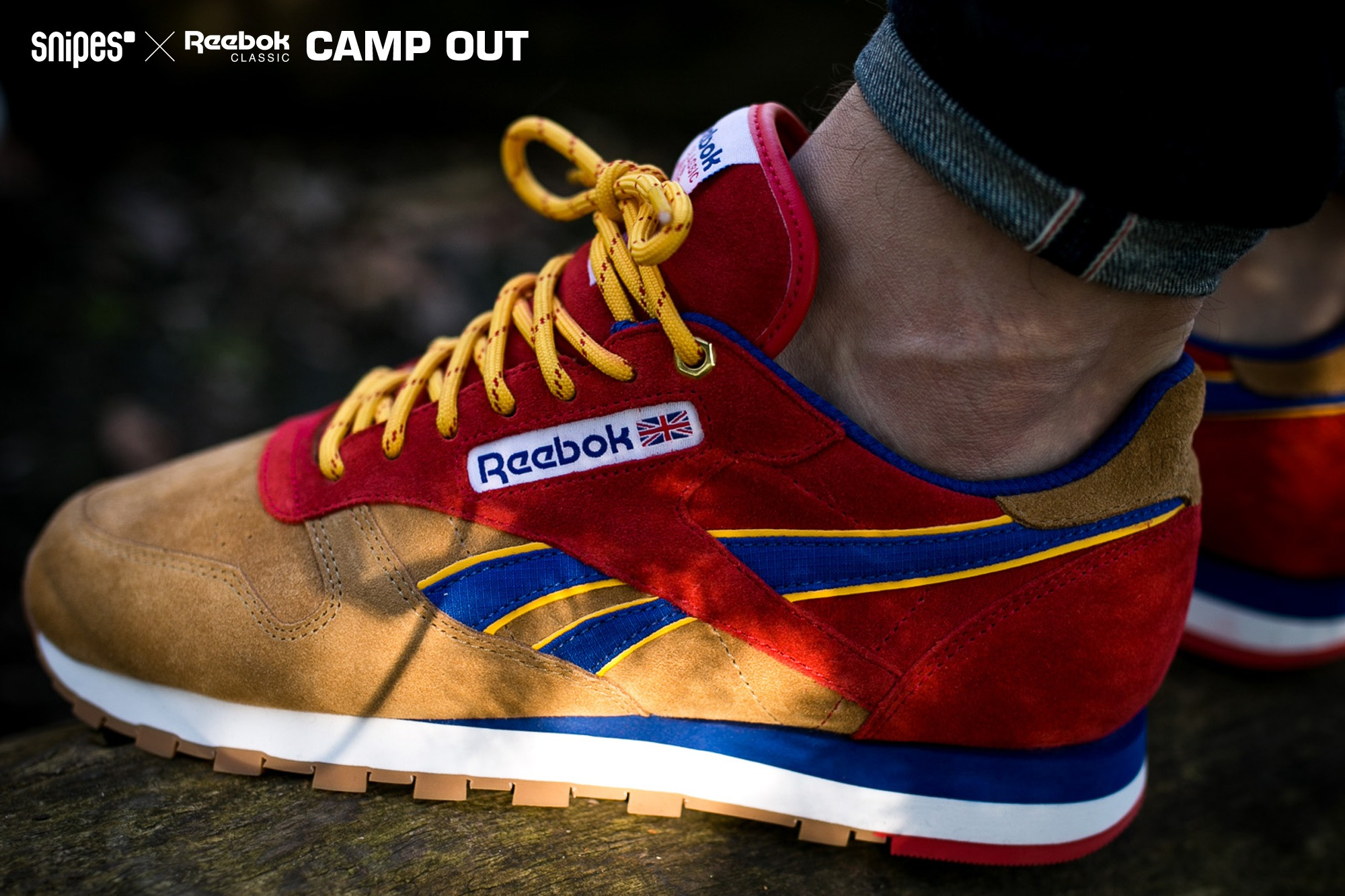 Snipes x Reebok Classic Leather &