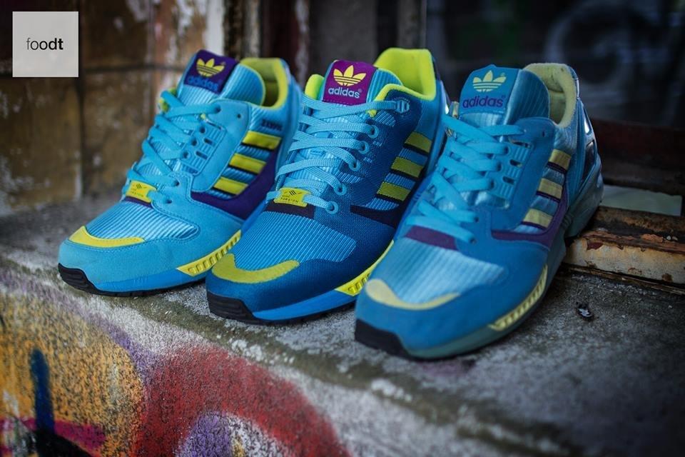 Adidas Zx 8000 2014