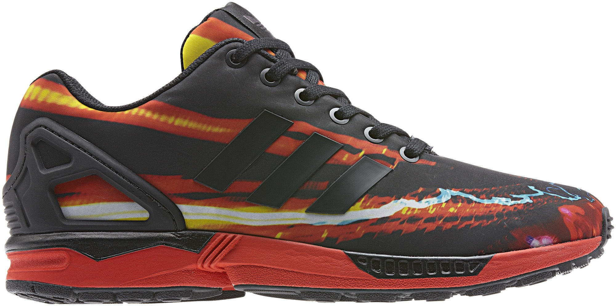 adidas zx flux winter print pack releaseinfos dead. Black Bedroom Furniture Sets. Home Design Ideas