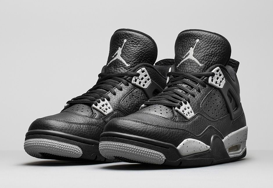 Nike Jordan 4 Oreo