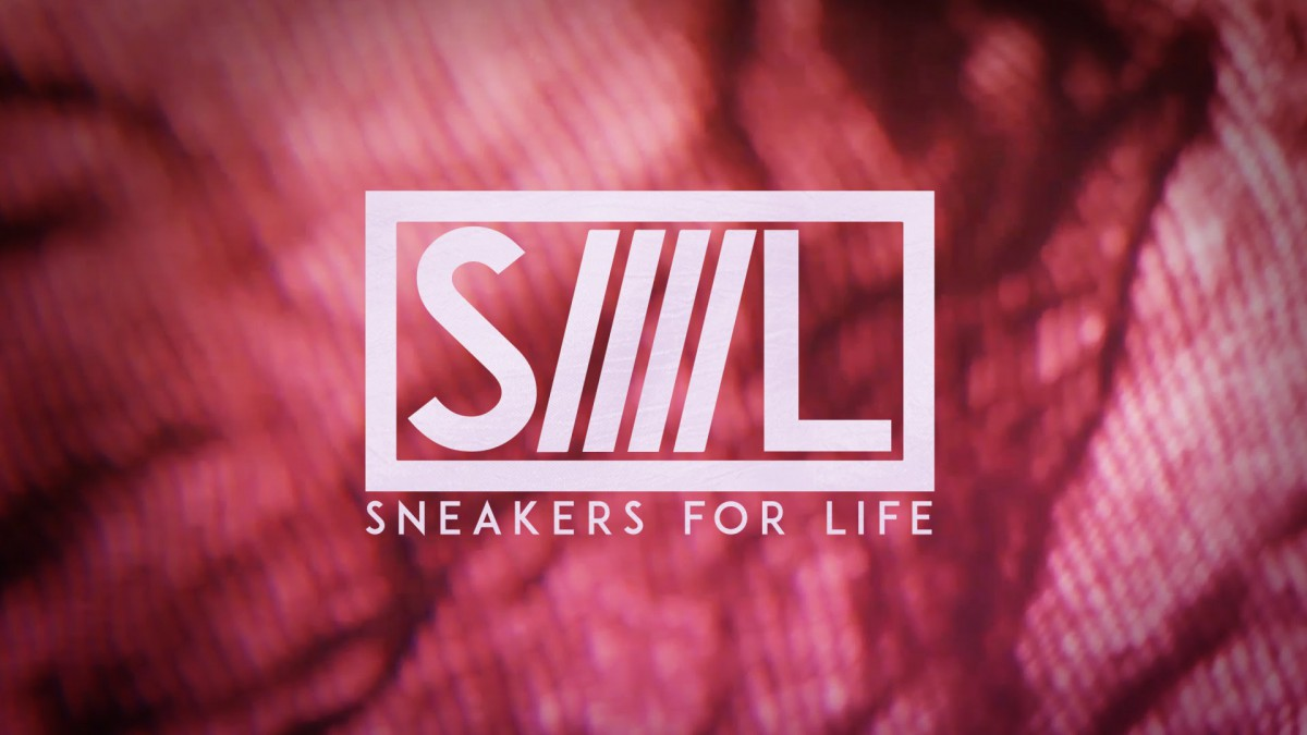 HEADER-SNEAKER FOR LIFE