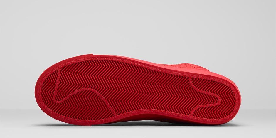 Nike Blazer Mid Metric Red