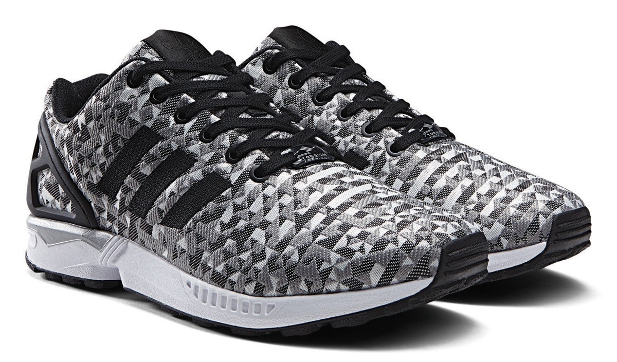 adidas ZX Flux Prism Weave Pack online now | Dead Stock