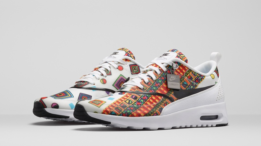 Nike x Liberty Sommerkollektion 2015 | Dead Stock