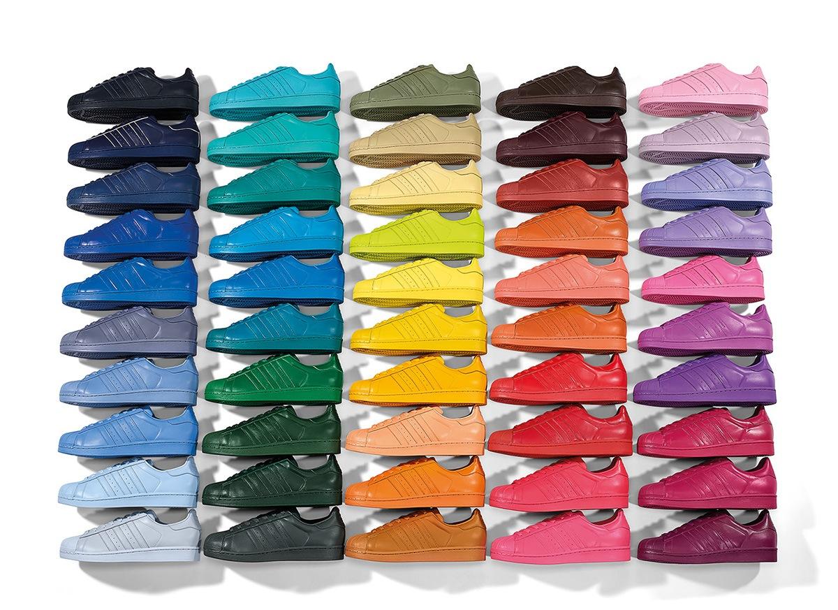 Adidas Superstar Alle