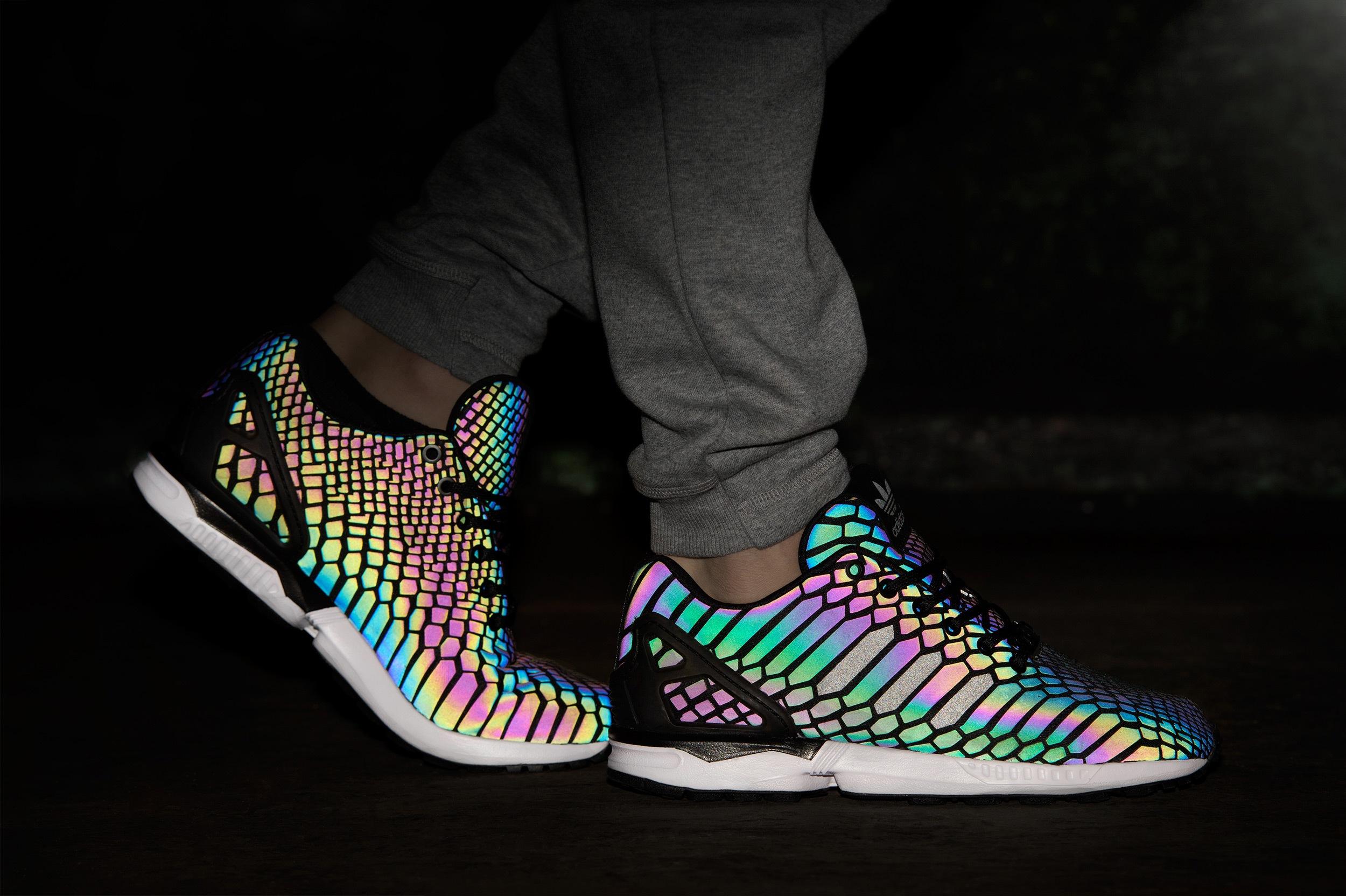 Adidas Zx Flux Silber