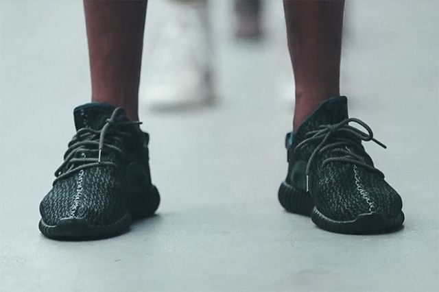 Adidas Yeezy 350 Boost 'Moonrock' SoleLinks