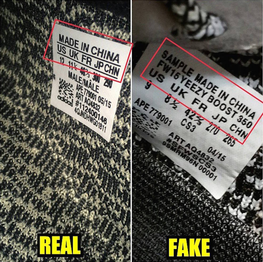 adidas yeezy boost fake legit check