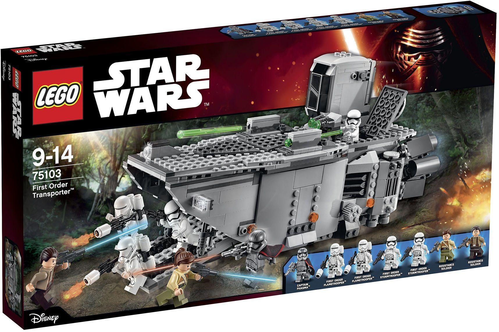 star wars the force awakens neues set von lego dead. Black Bedroom Furniture Sets. Home Design Ideas