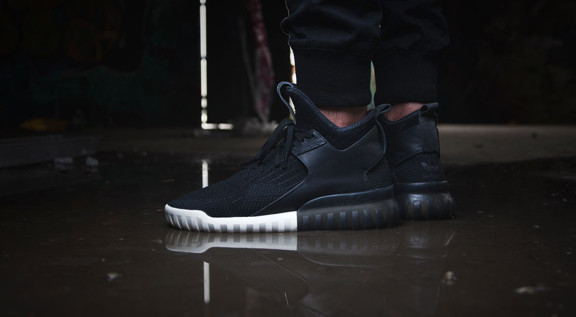 outlet for sale fashion style various design Adidas Originals Tubular X Sneaker Low Core Black