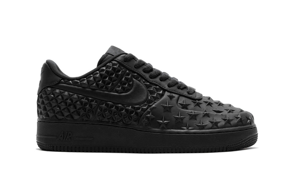 Nike Air Force 1 - Star Pack Black