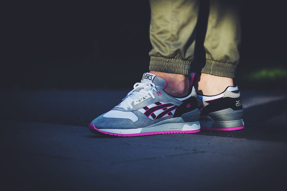 asics tiger gel respector pink pack dead stock sneakerblog. Black Bedroom Furniture Sets. Home Design Ideas