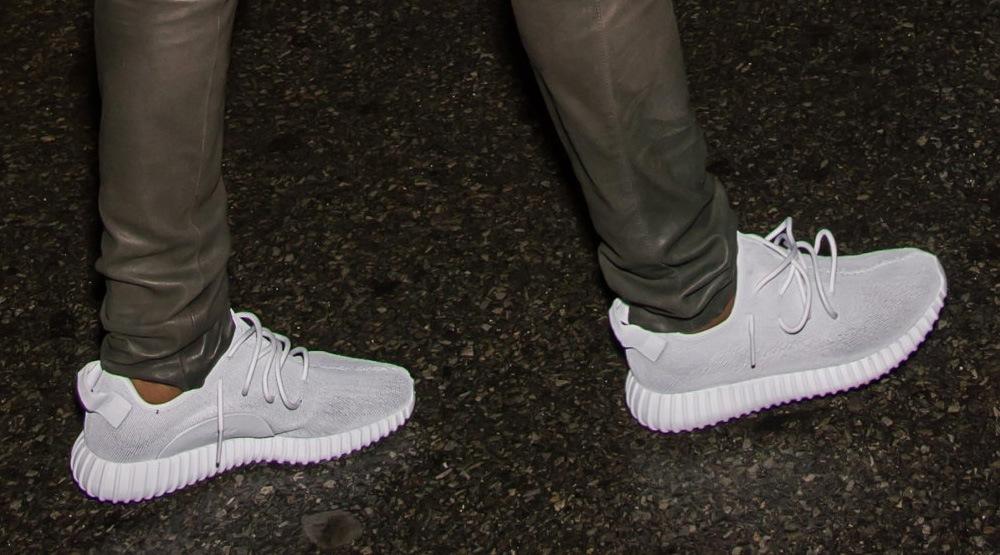 Adidas Yeezy 350 Boost Weiß