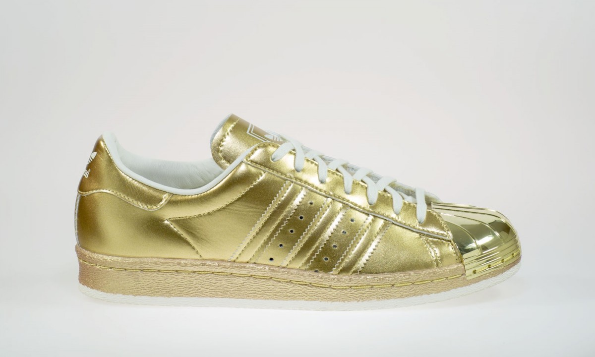 adidas superstar 80 39 s metallic pack gold dead stock. Black Bedroom Furniture Sets. Home Design Ideas