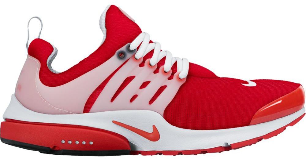 Nike Air Presto Schwarz Rot