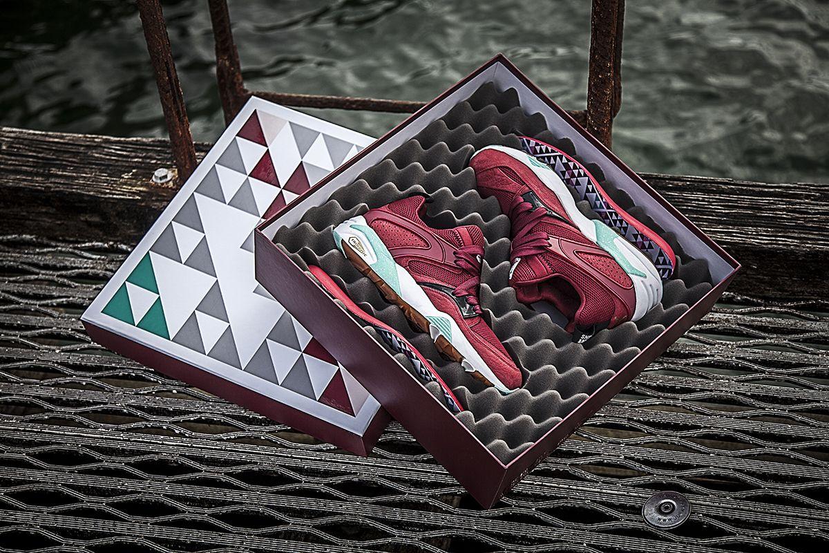 puma sneaker freaker bloodbath