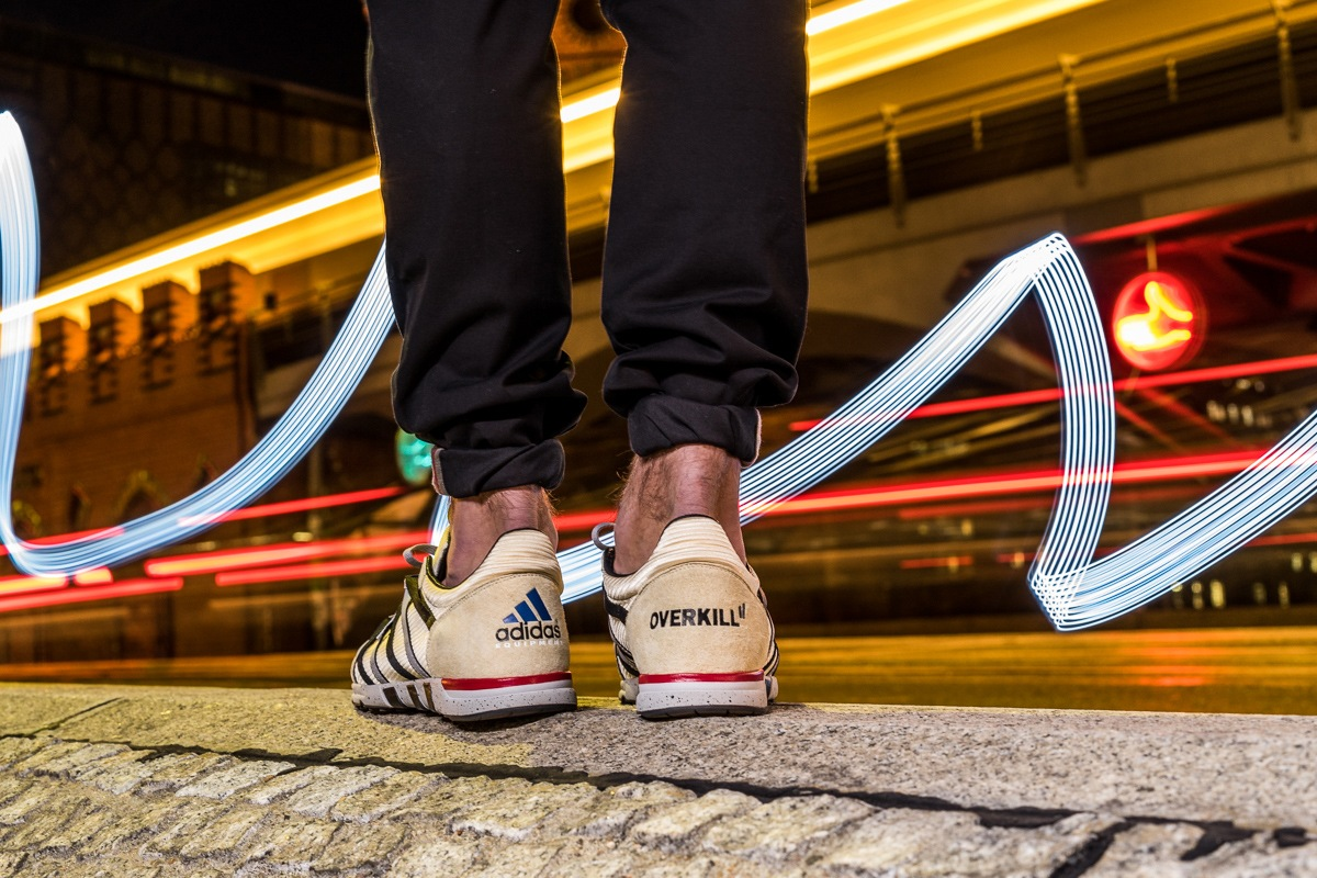 Adidas Equipment Racing 93 Overkill
