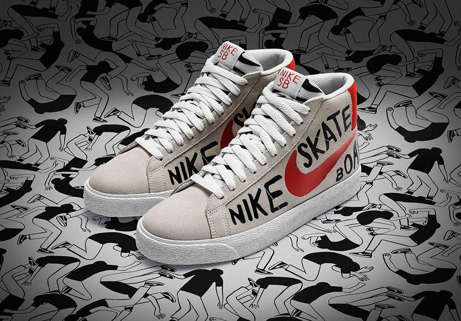 Nike SB Blazer PRM McFetridge