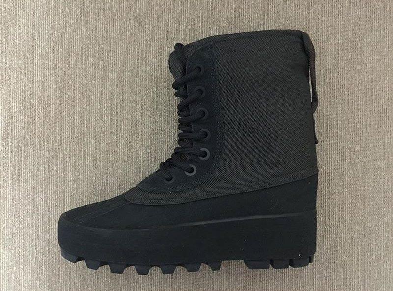 Neue Bilder vom adidas Yeezy 950 Combat Boot   Dead Stock