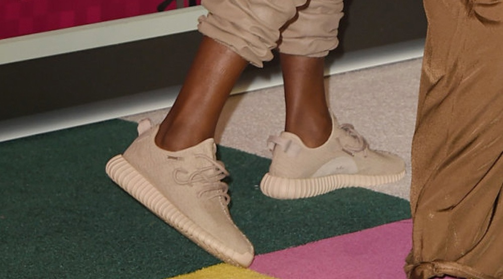 Adidas Yeezy Boost 350 Moonrock Real vs. Fake Comparison