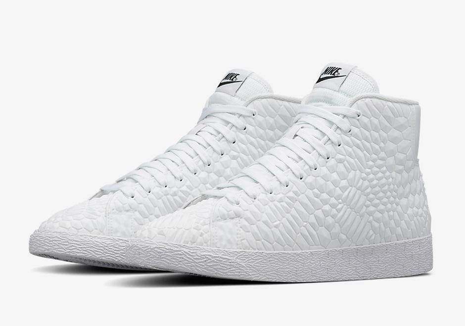 Nike Blazer Diamond White Herren