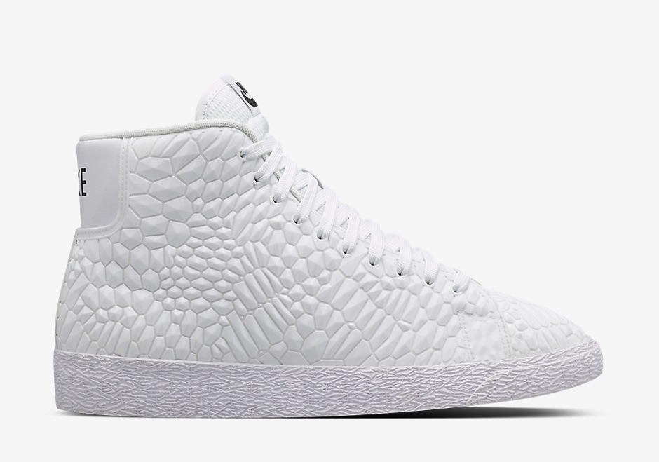 Nike Blazer Triple White