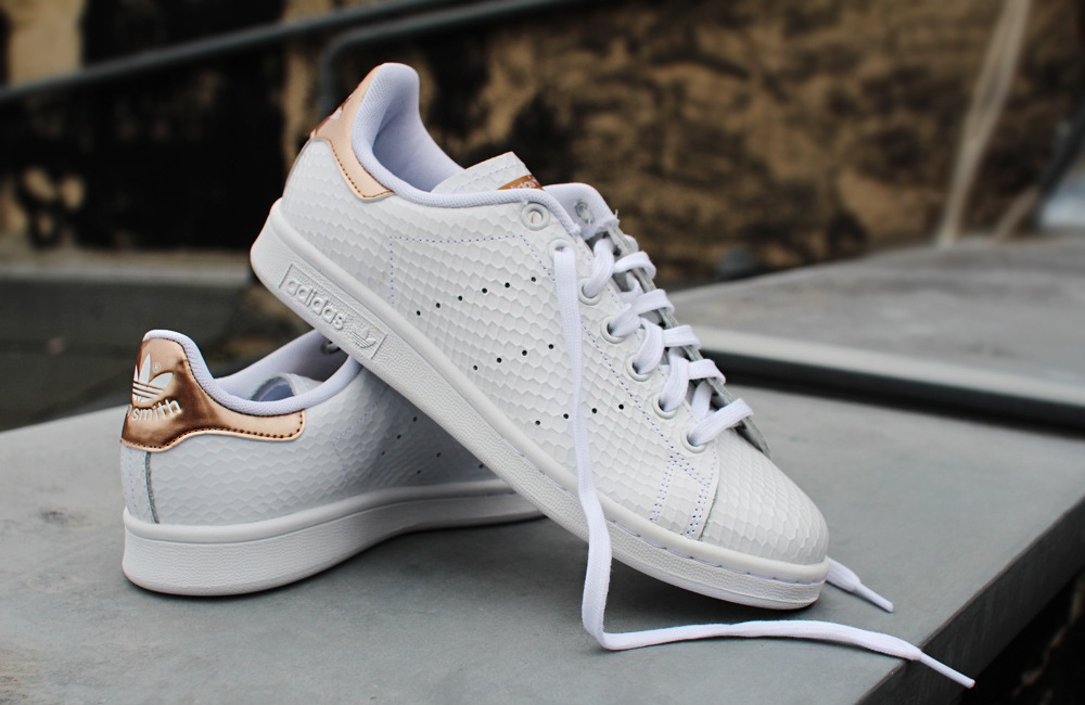 Adidas Stan Smith Silber