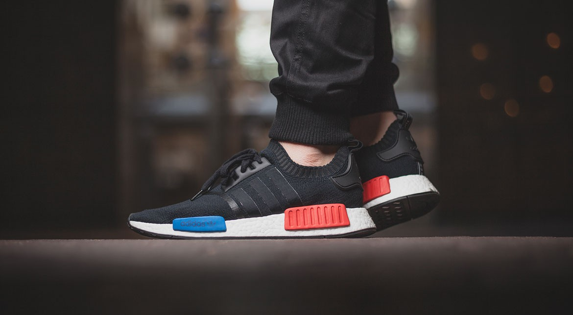 Adidas Nmd Boost Black