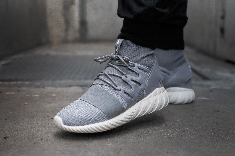 Adidas Tubular Invader Strap Shoes Men S Black