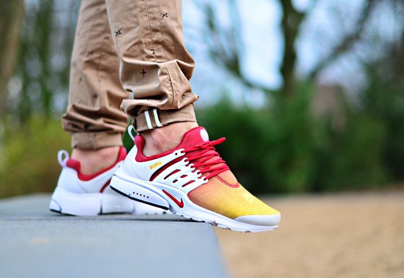 Nike Air Presto Weiß