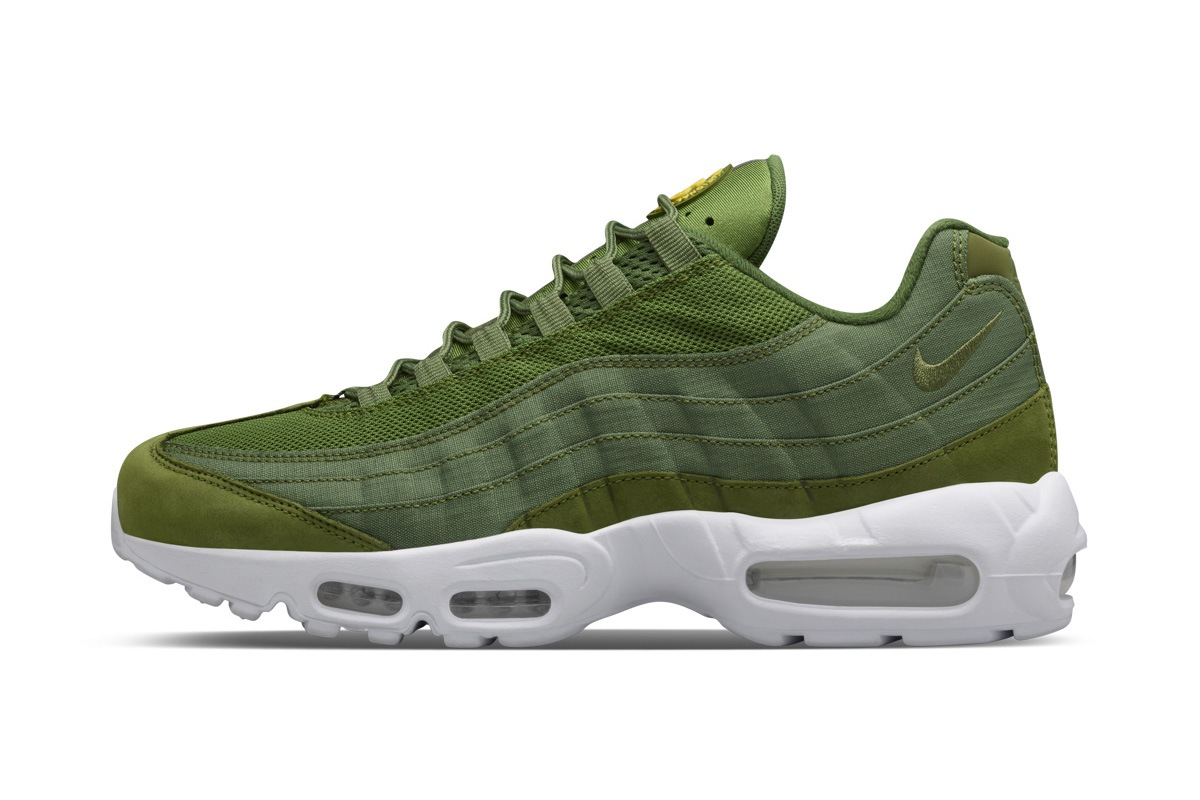 Stussy X Nike Air Max 95 Dead Stock Sneakerblog