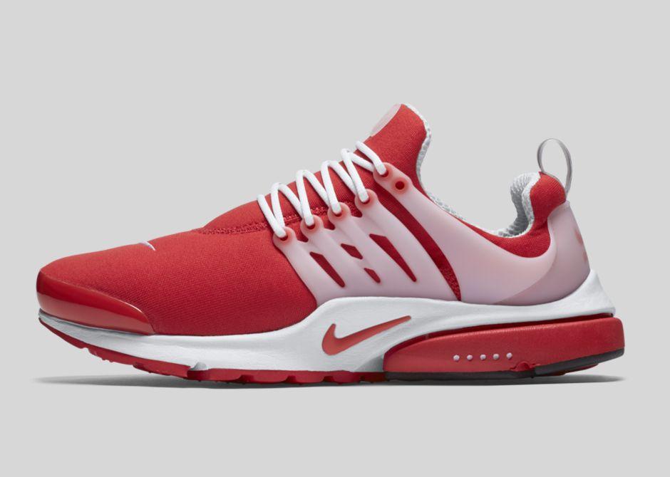 Nike Presto Red