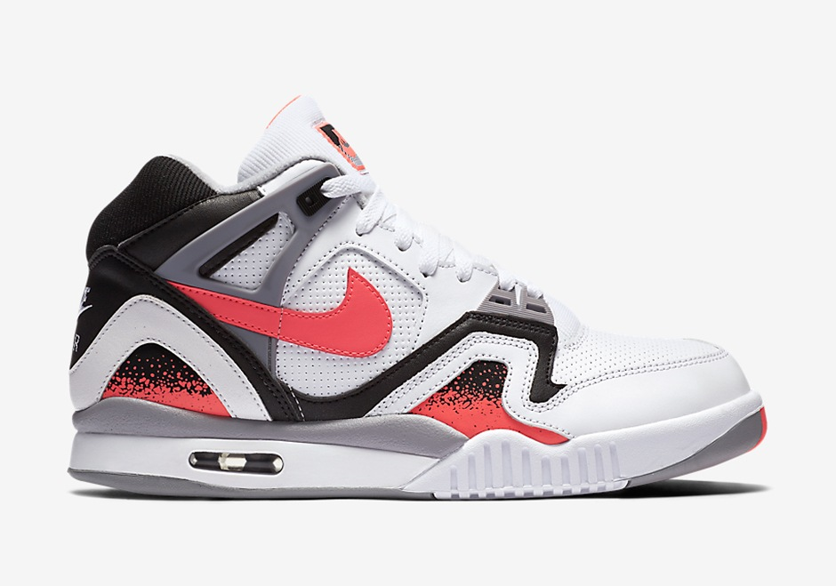 Nike Air Tech Challenge Ii Hot Lava Dead Stock Sneakerblog