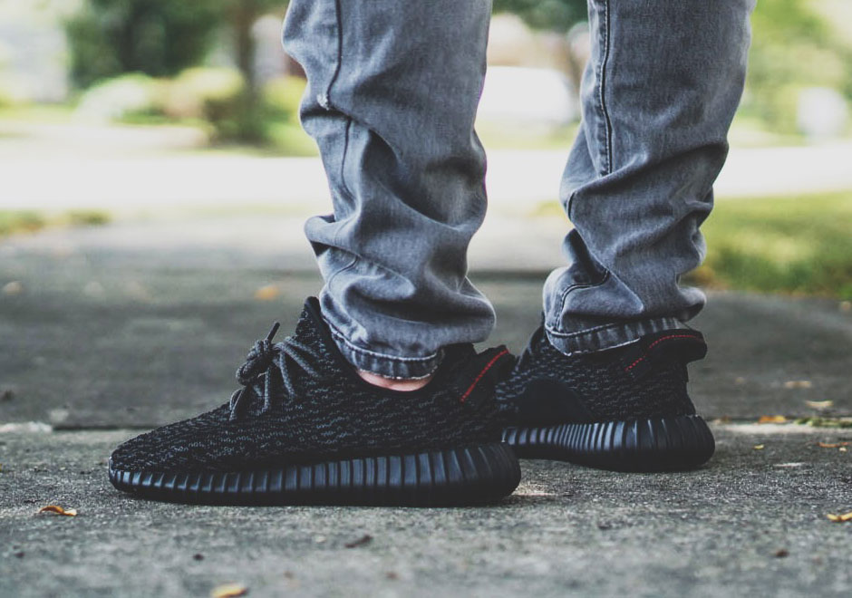 best sneakers 40eb2 b1d14 adidas Yeezy 350 Boost Pirate Black Restock | Alle Release ...