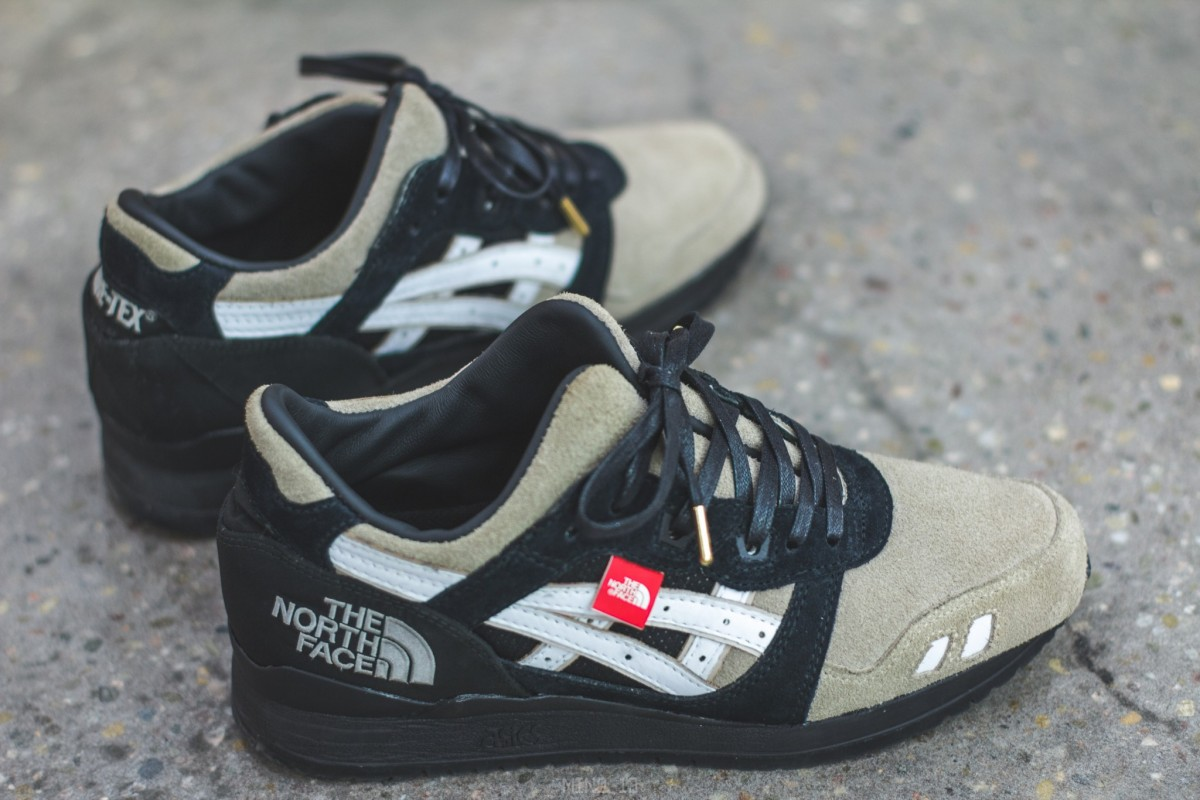 low priced c5649 b0b5d Gel Lyte III x The North Face