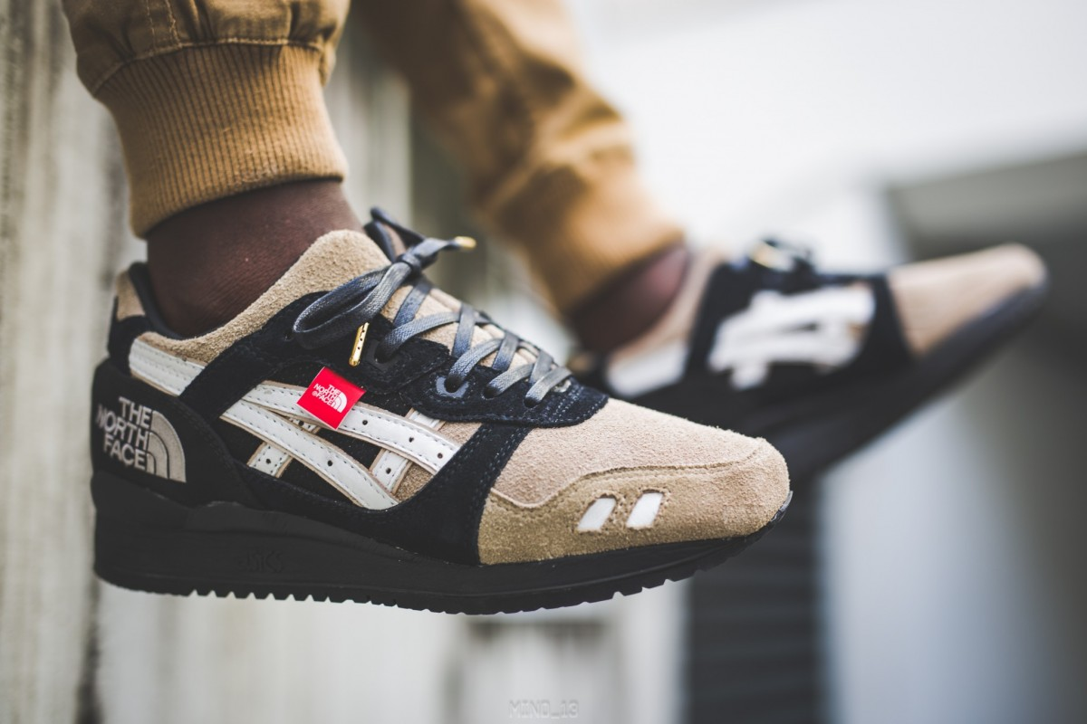 Asics Gel Lyte 3 The North Face