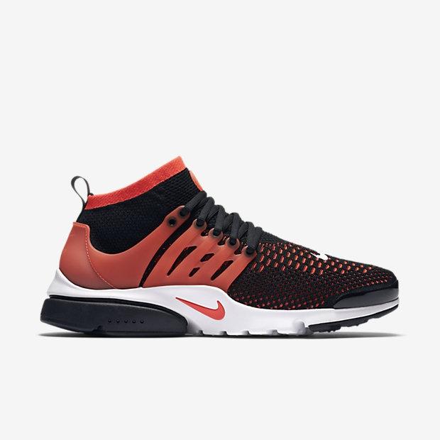 Presto Nike Flyknit