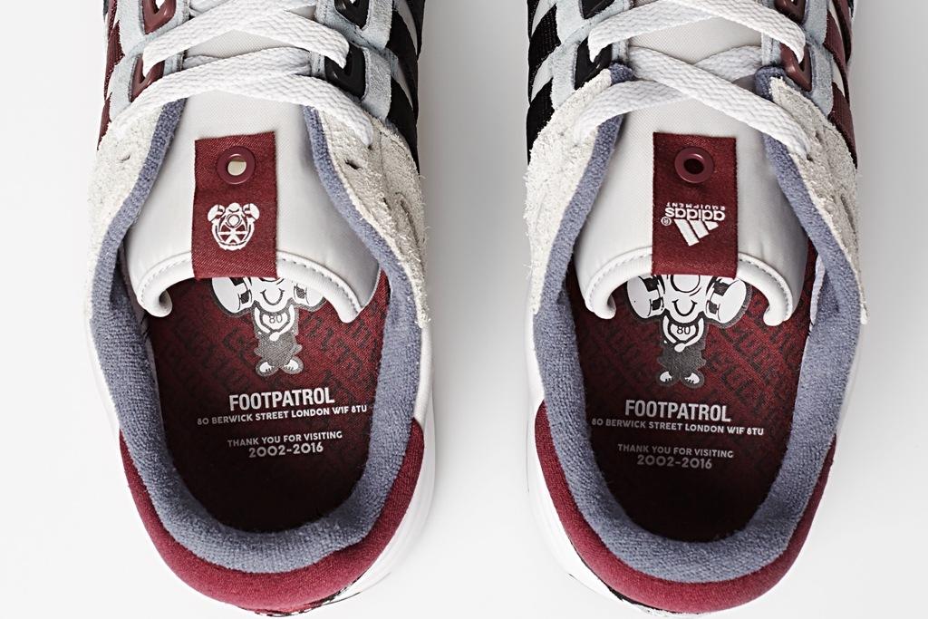 Adidas Equipment Running Cushion X Footpatrol