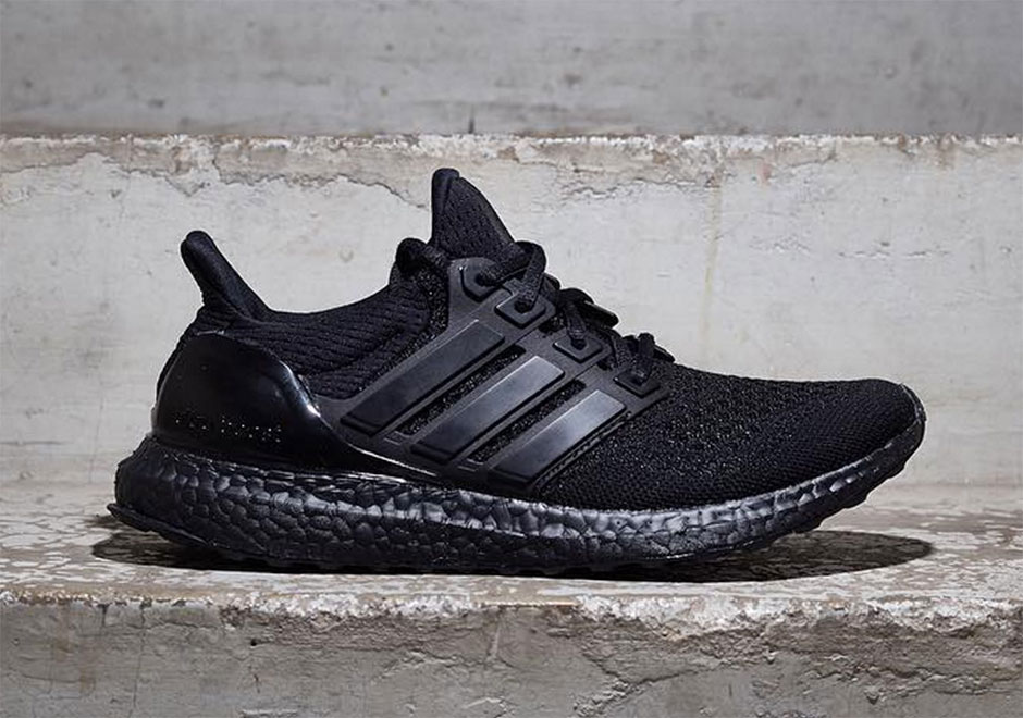 Adidas Ultra Boost Black Grey