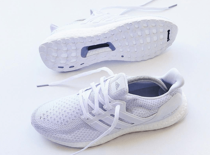 Adidas Ultra Boost All White Herren