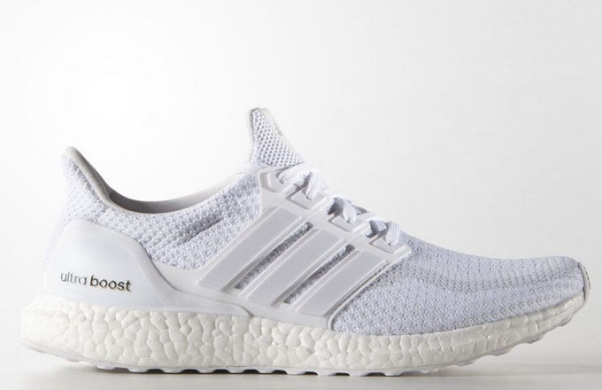 adidas ultra boost 2 0 triple white dead stock sneakerblog