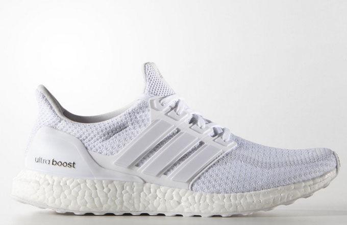 adidas ultra boost white herren