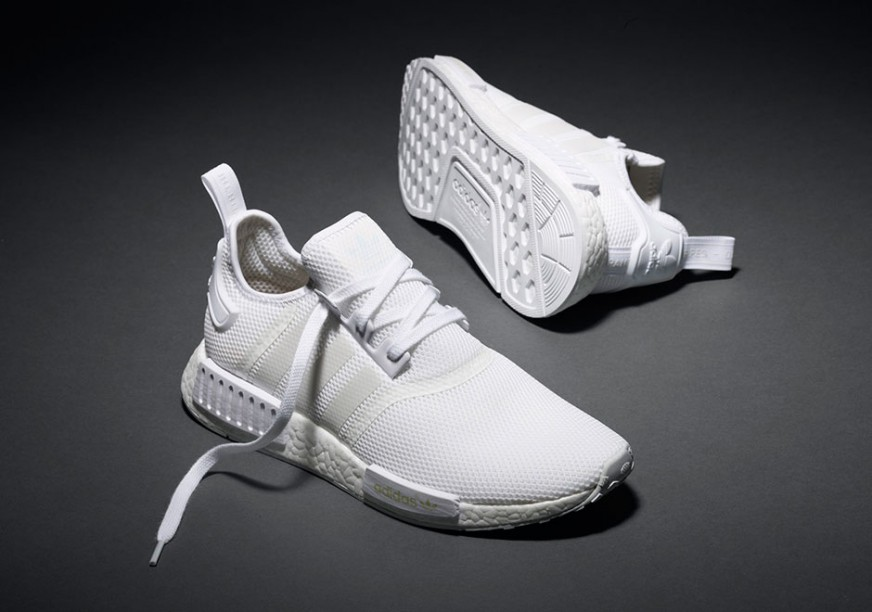 Adidas Nmd Runner Damen Weiß